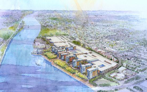 River Front Redevelopment Master Plan – Kearny, NJ