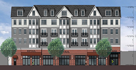 Mixed-Use redevelopment project - Pompton Lakes, NJ