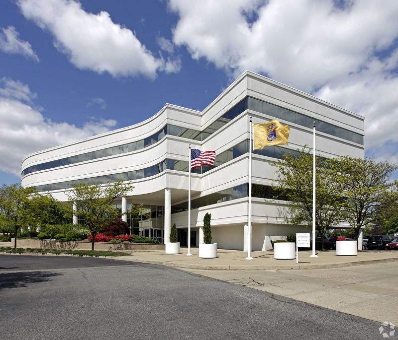 River Drive I at 619 River Drive in Elmwood Park — Courtesy: Accordia Realty Ventures